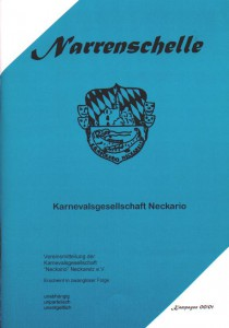 Narrenschelle 2001