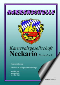 Narrenschelle 2011
